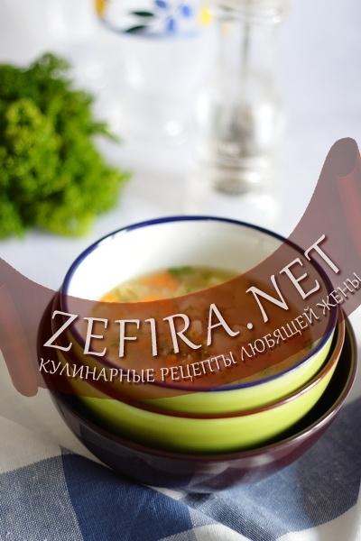 Рецепт гороховый суп фото