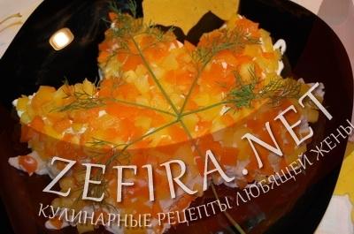 salat-s-kuricej-i-percem-klenovyj-list2