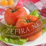 Заливная курица в помидорах – рецепт к Новому году