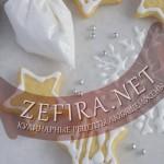 Белая глазурь для печенья