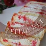 Рецепт пирога «Манник на кефире»