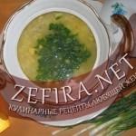 Легкий диетический суп «Солнышко»