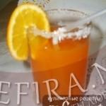 Негазированный напиток «Фанта» из цитрусовых с морковью