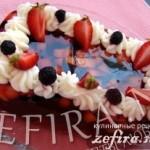 Рецепт фруктово-ягодного желе