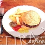 Классический рецепт домашнего гамбург