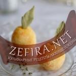 Красивое оформление детского блюда — яблоки из картофеля