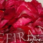 Капуста по-гурийски — рецепт маринованной капусты со свеклой