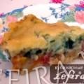 Рецепт картофельной запеканки с грибной начинкой