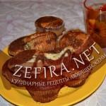 Маффины «Зебра»