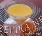 Манная каша с тыквой - оригинальный и очень вкусный рецепт к завтраку