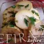 Вкусные маринованные кабачки — летний рецепт