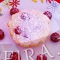 Рецепт мини-пирожков с вишней
