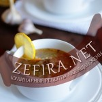 Острый рыбный суп из семги или форели