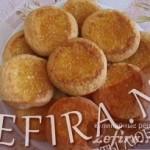 Печенье с лимонной начинкой «Лимончелло»