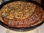 """Пицца в домашних условиях """"Хрум-хрум"""""""