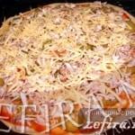 Пицца из дрожжевого теста — классический рецепт
