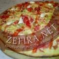 Рецепт приготовления домашней пиццы