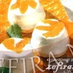 Пирожные с творожным суфле «Недотрога»