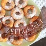 Пончики из творога – рецепт с фото