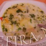 Рецепт летнего супа «Дыхание лета»