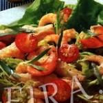 Рецепт салата «Дары моря»