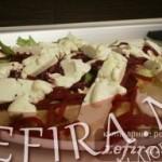 Салат со свеклой и адыгейским сыром