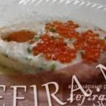 """Семга (форель) со сливочным соусом """"По-царски"""""""