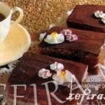 Вкусные медовые пирожные «Медовуха»