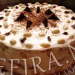 Рецепт торта «Наташа»