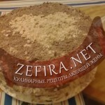 Торт ореховый «Любимый»