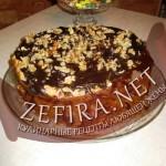 Торт «Воздушный сникерс» — рецепт от читательницы