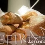 Творожные «Ракушки» с сахаром