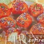 Рецепт вкусных заварных пирожных «Эклеры» с кремом из сгущенного молока