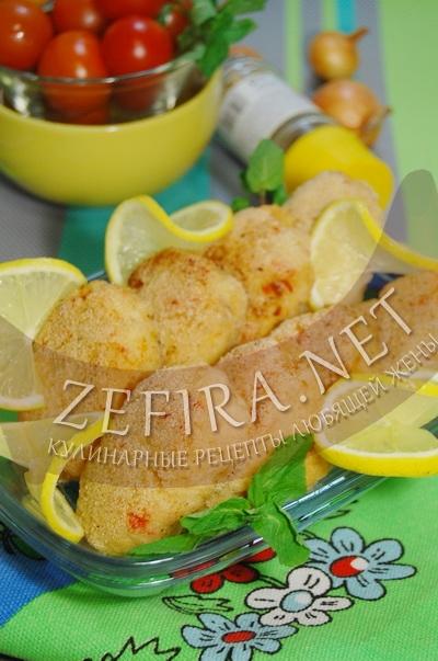 Вкусные рыбные котлеты с манкой