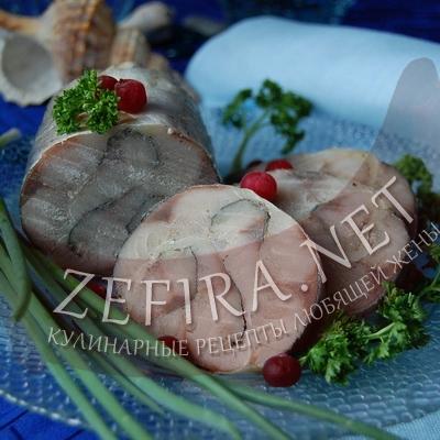 Закуска из скумбрии рецепт с фото