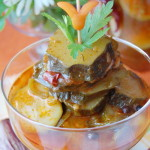 Кабачки в томате – рецепт заготовки на зиму