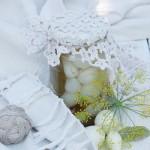 Маринованный лук на зиму «Жемчужина»