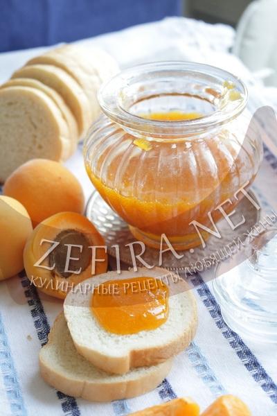 Варенье джем из абрикосов - рецепт и фото
