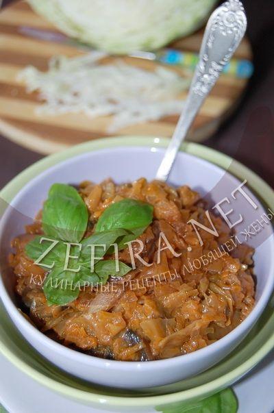Грибная солянка с капустой - рецепт и фото