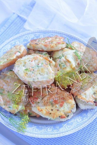 Горячие бутерброды на сковороде – рецепт и фото