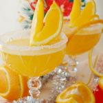 Десерт из апельсинов