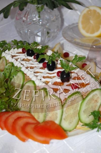 Рыбная запеканка с черносливом - рецепт и фото