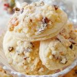Слоеное печенье – рецепт с посыпкой