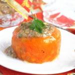 Закуска из моркови в апельсиновом соке