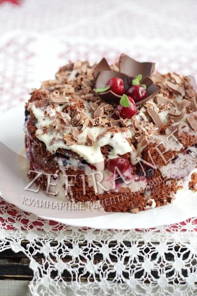 Быстрый и вкусный шоколадный торт – рецепт для микроволновки