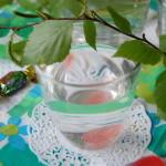 Консервированный березовый сок со вкусом ленденцовой карамели
