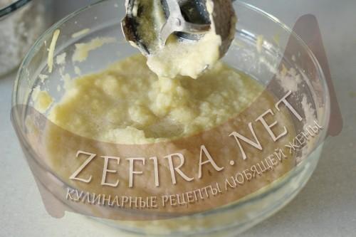 Постные картофельные драники без яиц - шаг 4