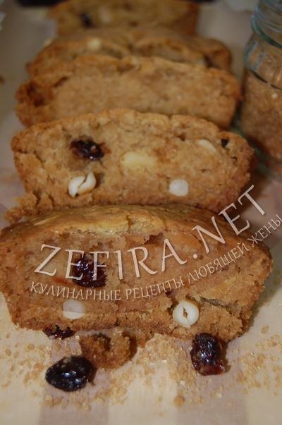 Постный кекс - рецепт и фото