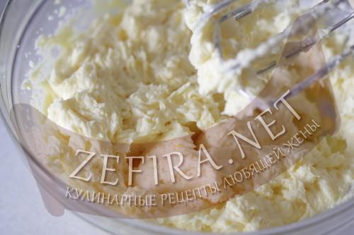 Заварной масляный крем - шаг 7