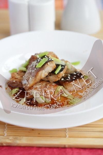 Скумбрия, жареная на сковороде - рецепт и пошаговые фото